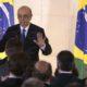 Brasília - Solenidade de transmissão de cargo ao novo ministro das Relações Exteriores, José Serra, no Palácio Itamaraty (Valter Campanato/Agência Brasil)