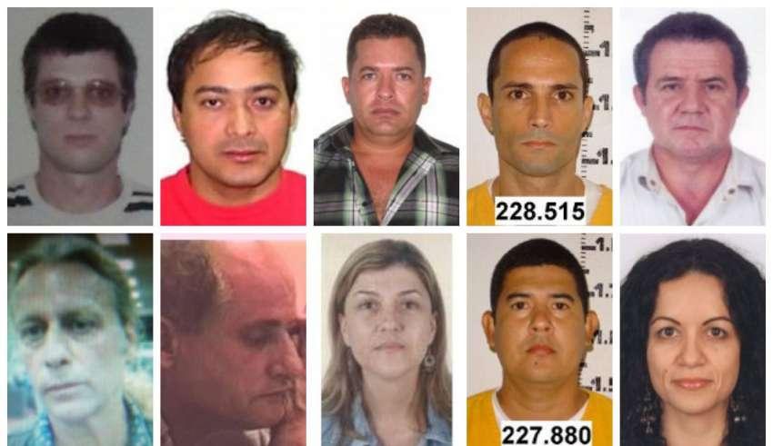 a6eb5cd3d Confira a lista dos 10 criminosos mais procurados pela Polícia Federal e  Interpol Brasil