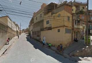 Foto Ilustrativa - Rua onde o crime ocorreu (Reprodução/Google Street View)