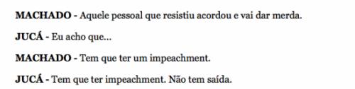 Fonte: Jornal GGN - http://jornalggn.com.br/noticia/as-omissoes-na-transcricao-da-conversa-de-juca-e-machado-por-marcelo-zelic