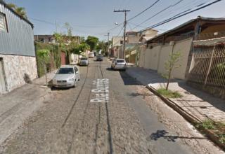 Rua onde ocorreu a tentativa de homicídio (Reprodução/Google Street View)