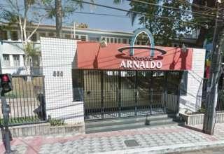 A prova estava sendo realizada no Colégio Arnaldo, em BH (Reprodução/Google Street View)