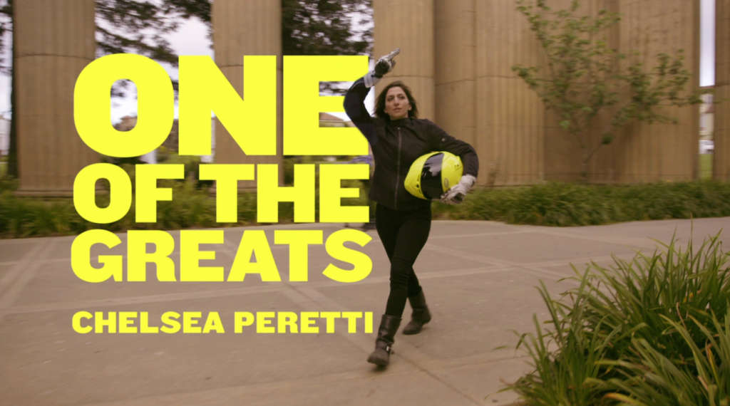 Chelsea Peretti, One of the Greats - Netflix/Divulgação