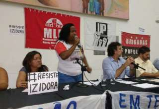 Proposta foi apresentada durante audiência pública da Comissão de Direitos Humanos e Defesa do Consumidor da Câmara Municipal de Belo Horizonte (Reprodução/Resiste Izidora)