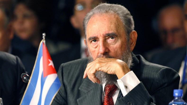 Fidel Castro (Reprodução: RT)