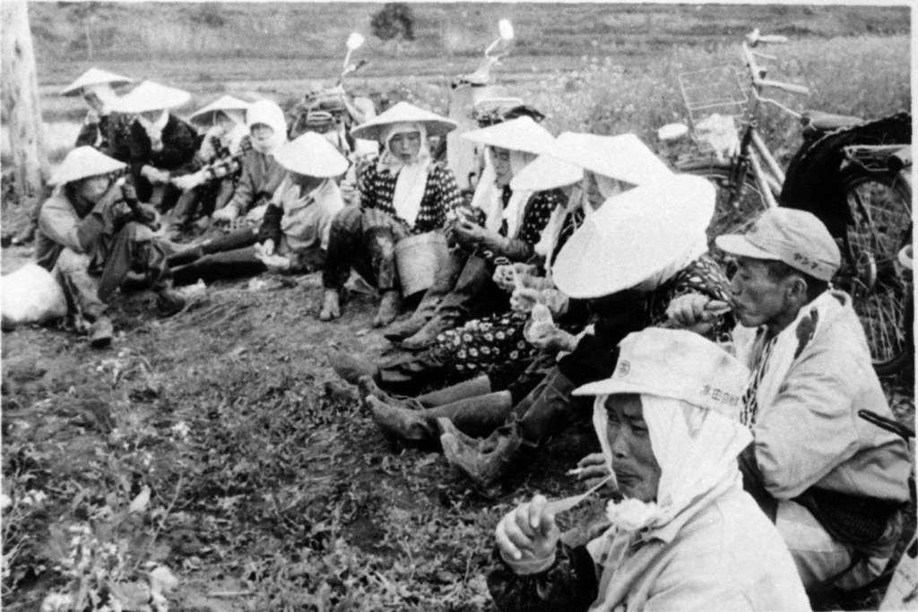 Campesinato japonês (Reprodução: http://apjjf.org/-William-W.-Kelly/2454/article.html)