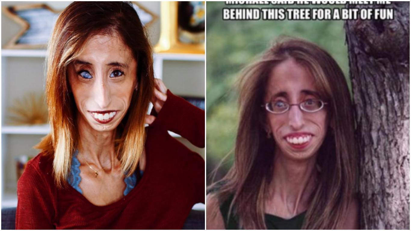 A foto da mulher mais feia do mundo 98