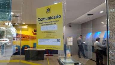 agências do Banco do Brasil