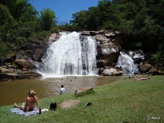 Cachoeiras perto de BH