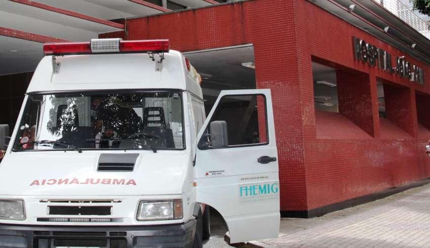 Acidente com elevador deixa menina gravemente ferida em Contagem; foi prensada