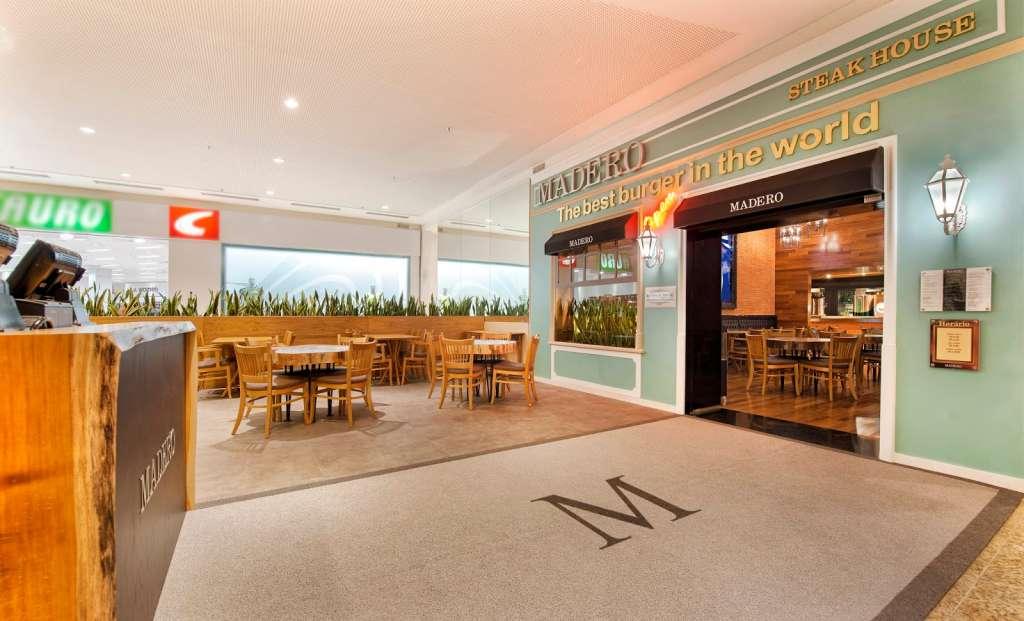bares e restaurantes