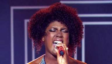 Ganhadora do The Voice