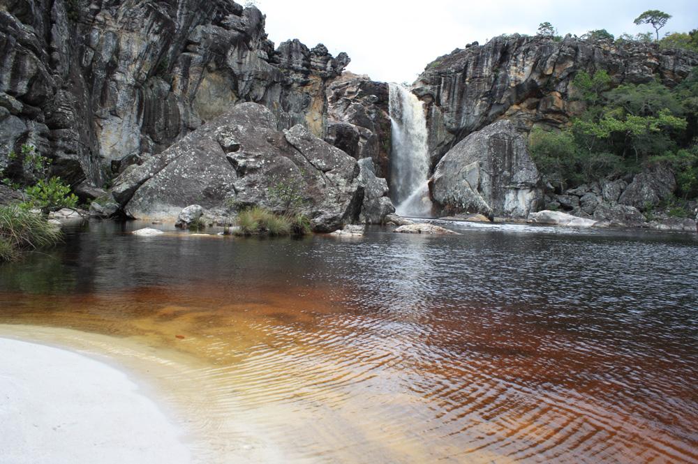 praia cachoeira do crioulo