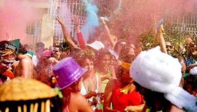 Carnaval de BH é uma mistura dos mais diferentes ritmos