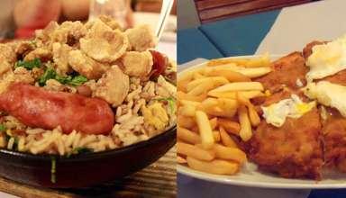 Muita comida Belo Horizonte