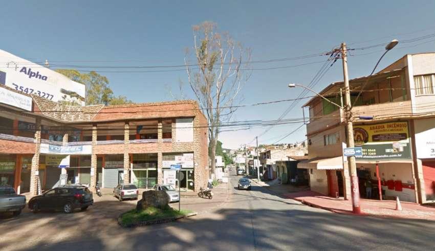 fuzilado em Nova Lima
