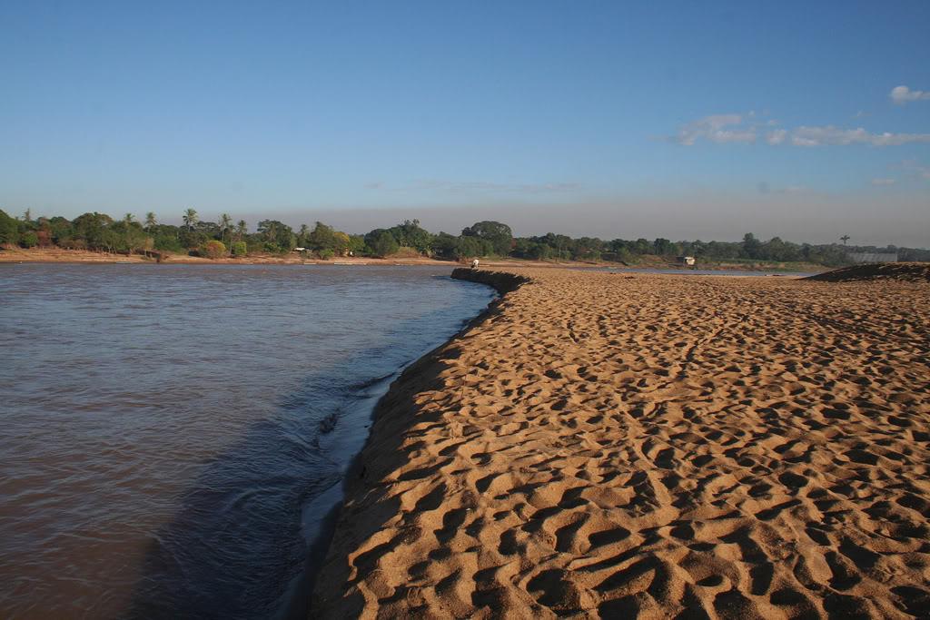 praia pirapora