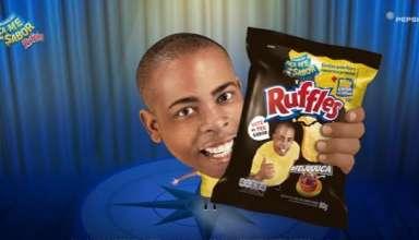 Ruffles feijoada