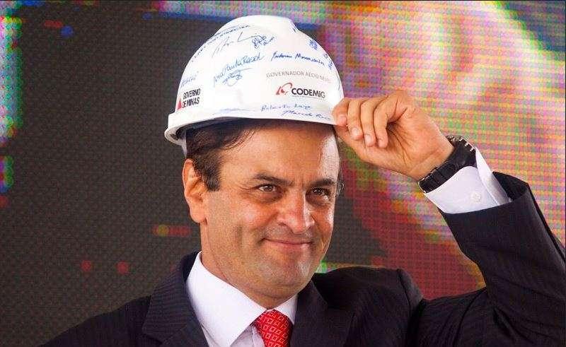 Aécio acertou propina na construção da Cidade Administrativa, diz delator da Odebrecht