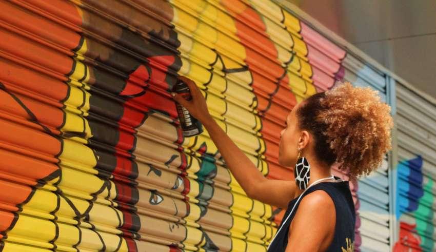 Encontro de Grafiteiras