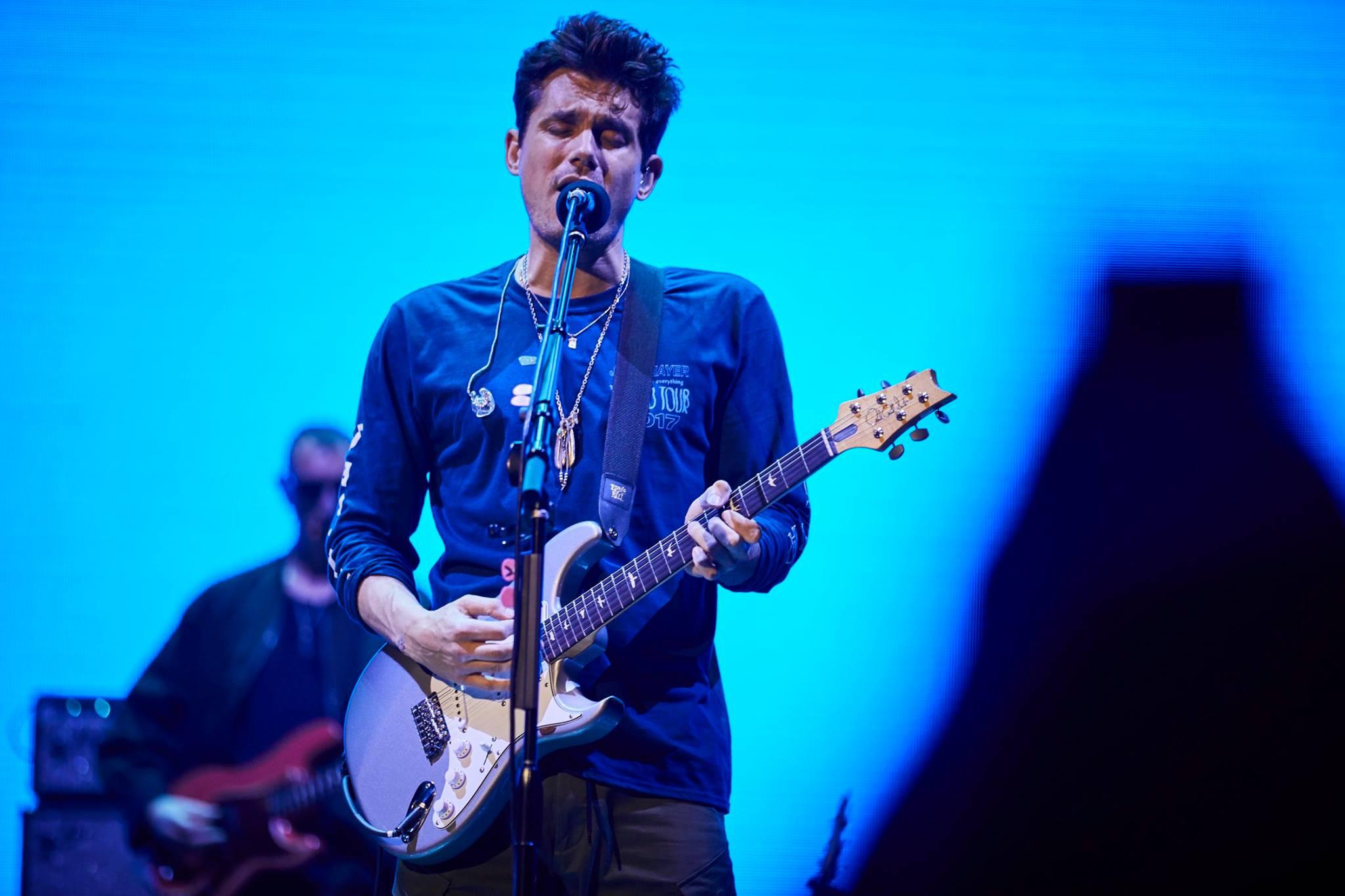 John Mayer Faz Show Em Belo Horizonte No M 234 S De Outubro