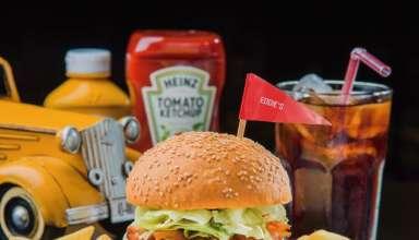 Eddie Fine Burgers
