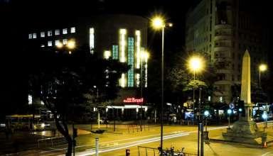 revitalização iluminação pública bh