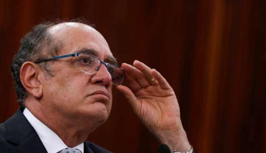 Assista! Gilmar Mendes é hostilizado por brasileiras em Portugal