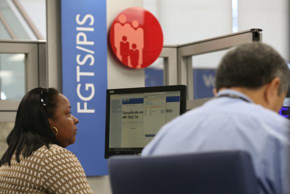 Começa hoje saque do último lote das contas inativas do FGTS