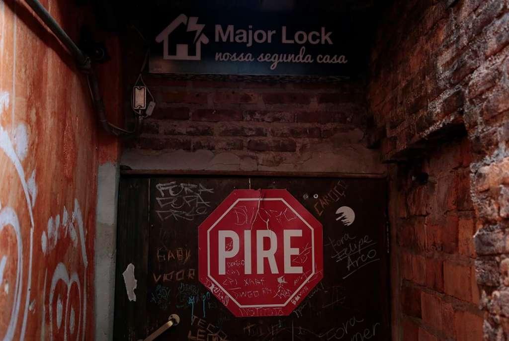 Major Lock