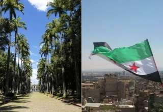 manifestação paz na síria bh