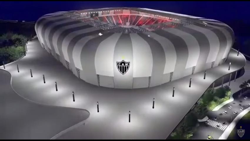 Nepomuceno põe Atlético no patamar de gigantes e exalta figura de Kalil