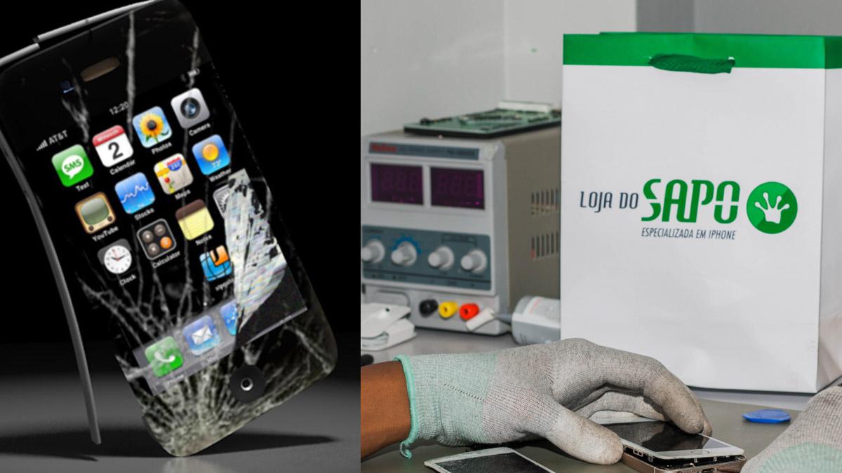e6cb821d233 A tela do seu iPhone quebrou? O que fazer? Substituir a tela ou o aparelho?