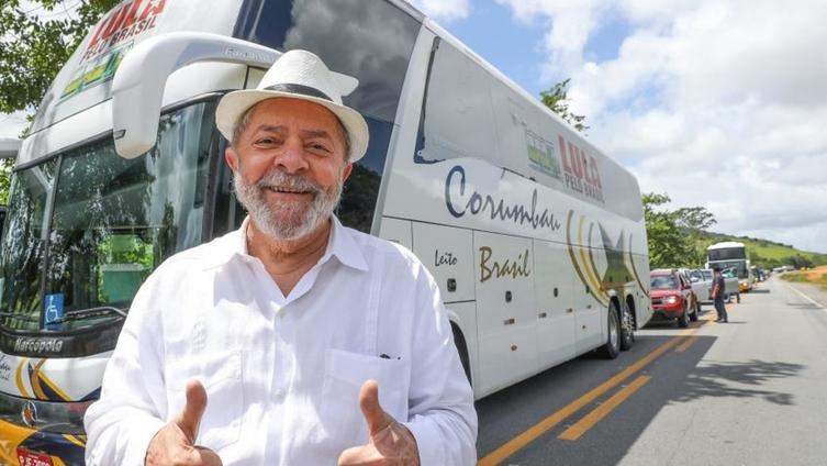 Resultado de imagem para Lula em Minas