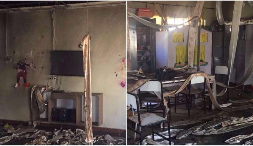 Morre mais uma das pessoas feridas em incêndio na creche de Janaúba