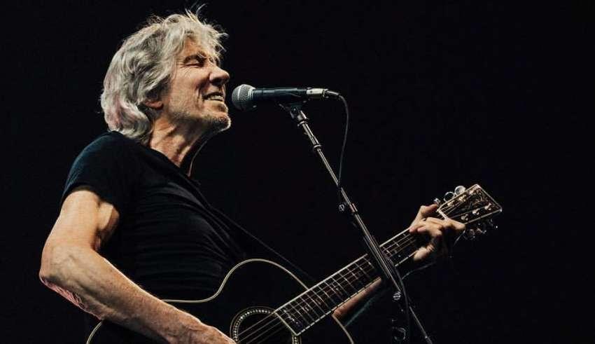 Roger Waters é ex-baixista e vocalista da banda Pink Floyd