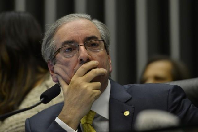 Porto Alegre: TRF4 nega transferência de Eduardo Cunha de Curitiba para Brasília
