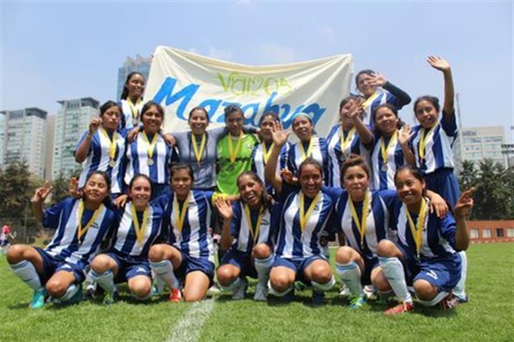 Mexicana usa futebol para ensinar meninas a enfrentar a violência de gênero 67a0696bc180d