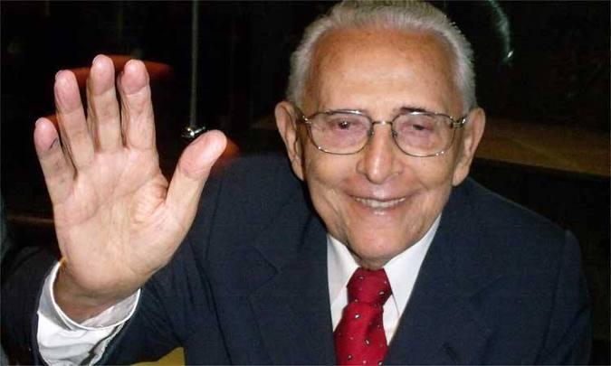 Ex-governador de MG Francelino Pereira morre em Belo Horizonte