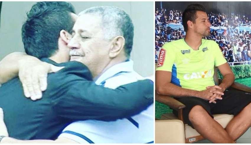 Após morte do pai, Fábio desfalcará Cruzeiro