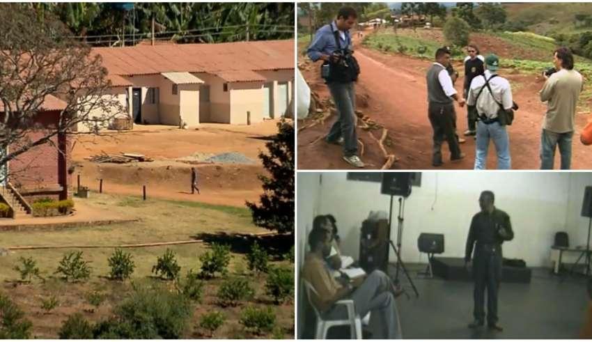 Ministério do Trabalho flagra trabalho escravo na Bahia