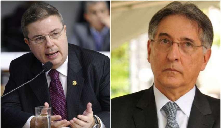 Sem Aécio, PSDB lança Anastasia como pré-candidato ao governo de Minas