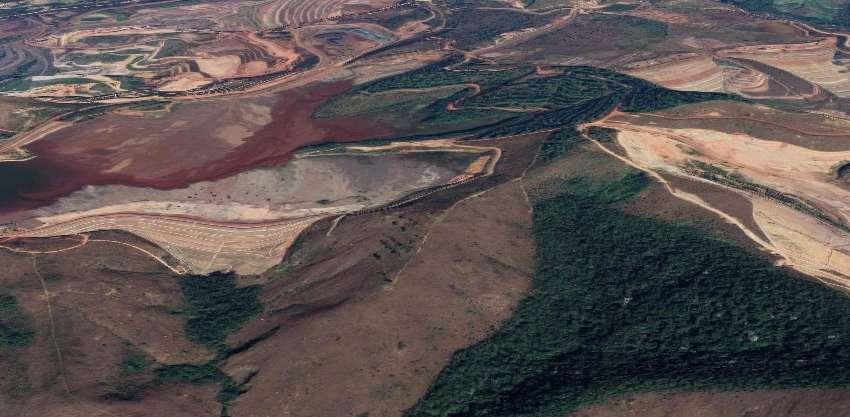 Resultado de imagem para barragem de Forquilhas