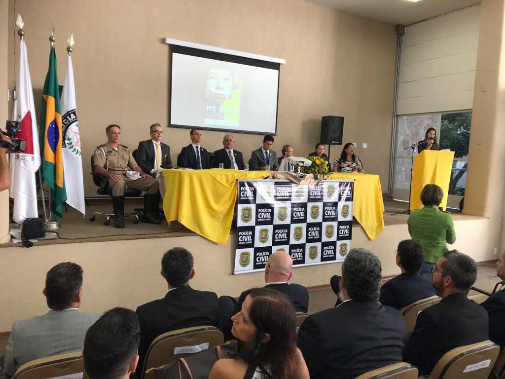 Lançamento da 6ª edição do Maio Amarelo em BH (Vitor Fórneas/BHAZ)