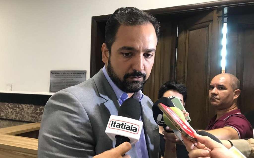 Líder da bancada em Brasília disse que união será essencial para que a ampliação do metrô aconteça (Vitor Fórneas/BHAZ)