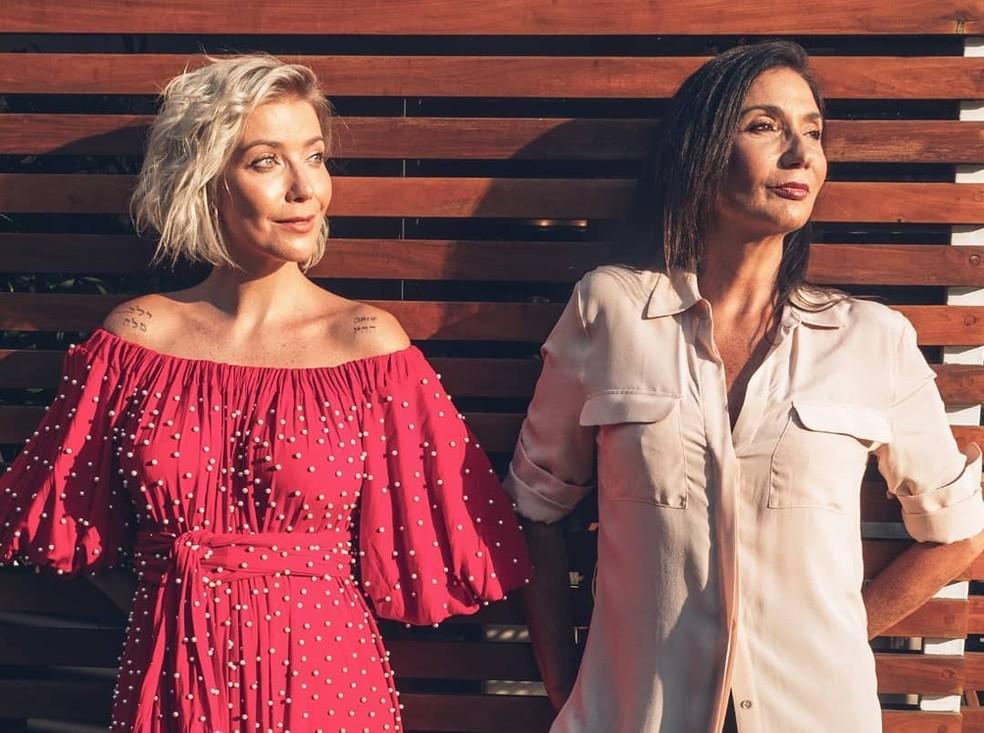 4be135c14 Zizi e Luiza Possi estreiam turnê juntas pela 1ª vez e farão show em BH