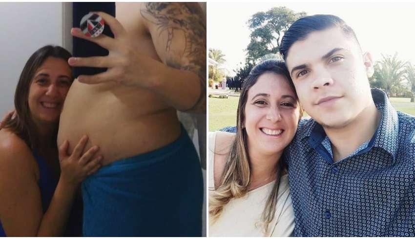 390791cd2a4aba O pai está grávido: Este casal prova que família é onde há amor