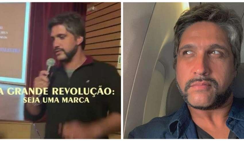 Após Separação Léo Anuncia Turnê Solo E Faz Palestra Por R