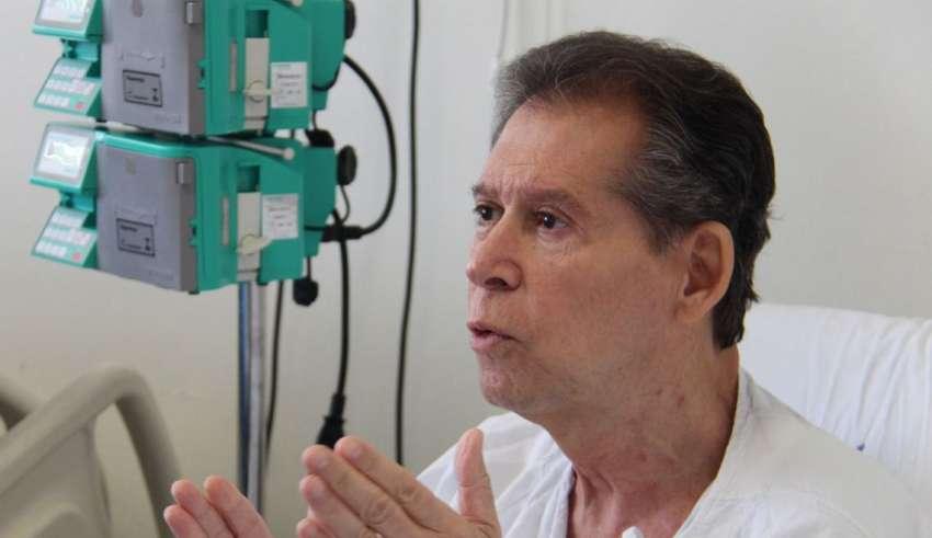 Mineiro com câncer terminal terá alta após terapia pioneira: 'Em um mês, a doença desapareceu'