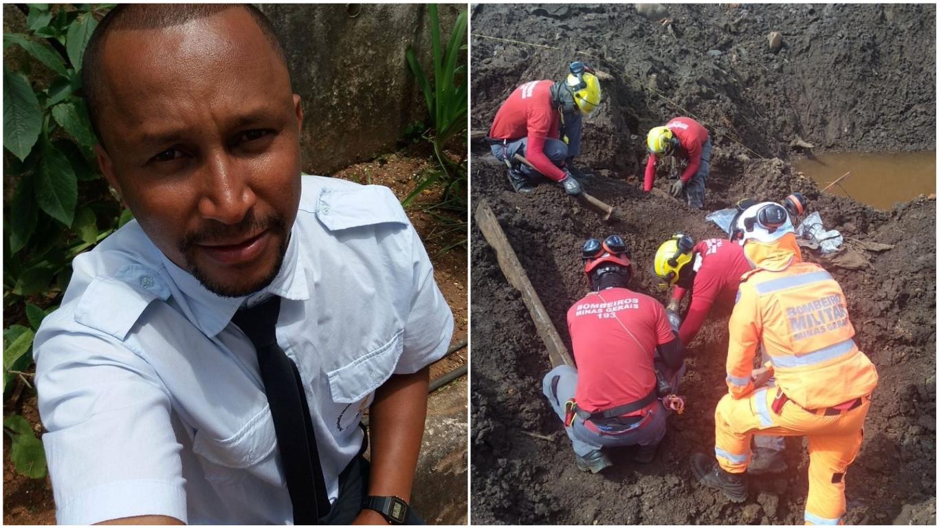 Polícia identifica mais uma vítima em Brumadinho após 293 dias de busca - Bhaz